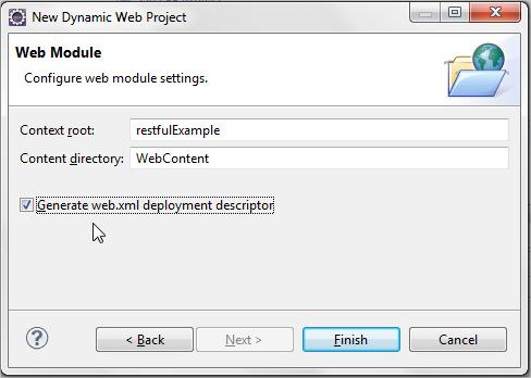 Configurando o Deployment Descriptor