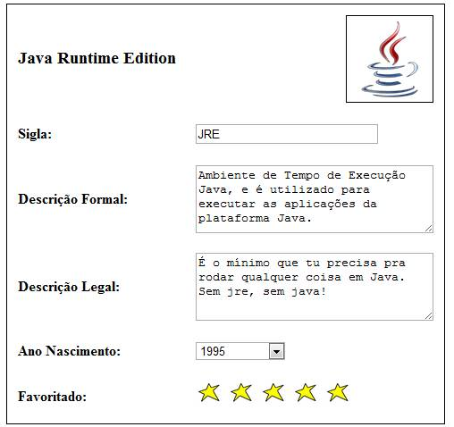 "Ficha do JRE (""Mano"" Java Runtime Edition)"