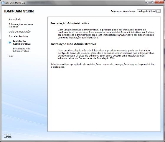 Instalação Data Studio