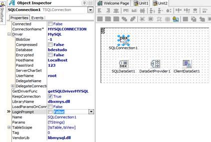 Como conectar Delphi com MySQL