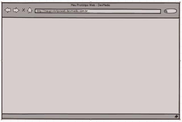 Protótipo Web