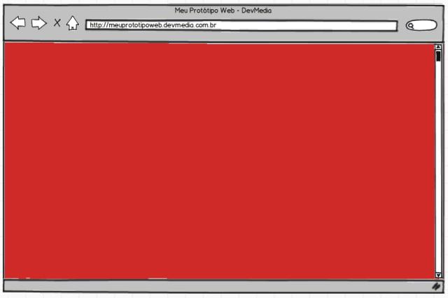 Alteração das Propriedades do Componente Browser Window