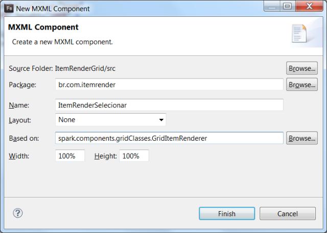 New MXML Component