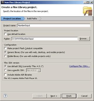 Configurações do Projeto