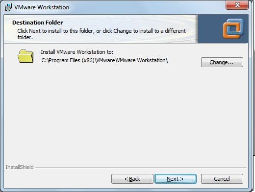 Nesta etapa, selecione o diretório onde o programa será instalado, então clique em