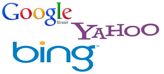 Buscadores web – principais meios de localização de informação