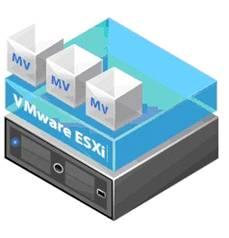 Estrutura VMware ESXI