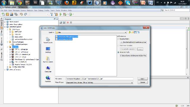Configurando o classpath