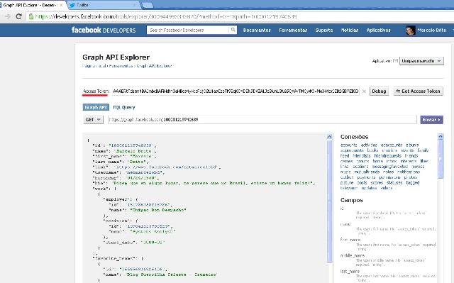 Graph API Explorer
