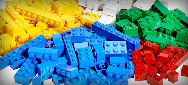 Brinquedo Lego