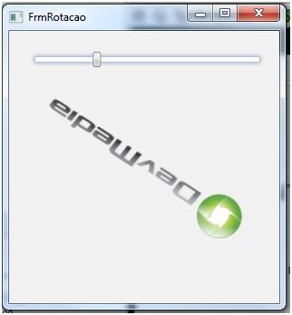 Efeito de Rotação no Windows