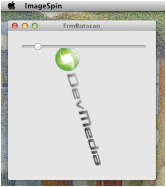 Efeito de Rotação no Mac OSX Lion