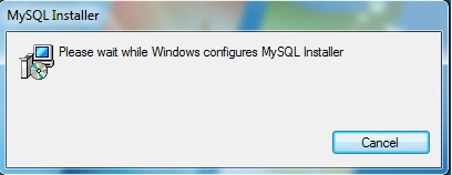Windows Configurando o MySQL Installer