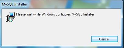 Windows Configurando o MySQL Installer