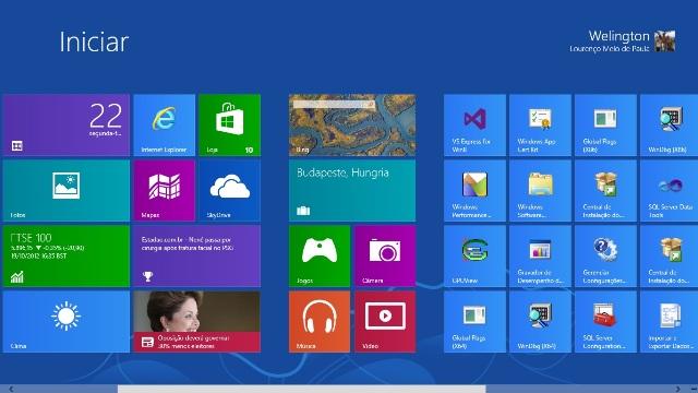 Interface Windows Style